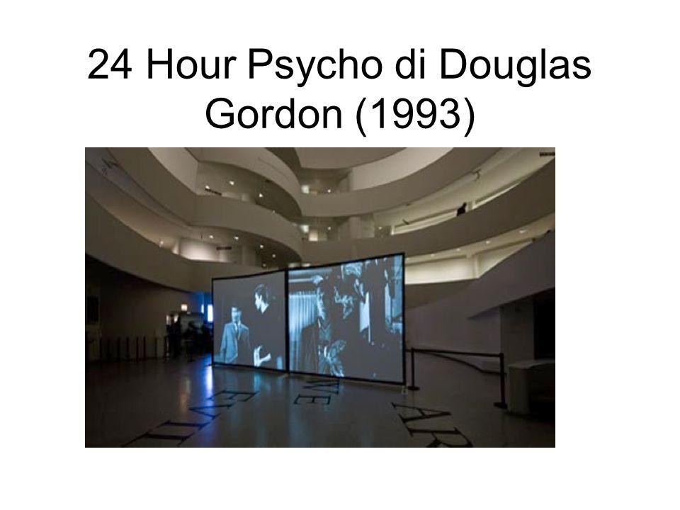 24 Hour Psycho di Douglas Gordon (1993)