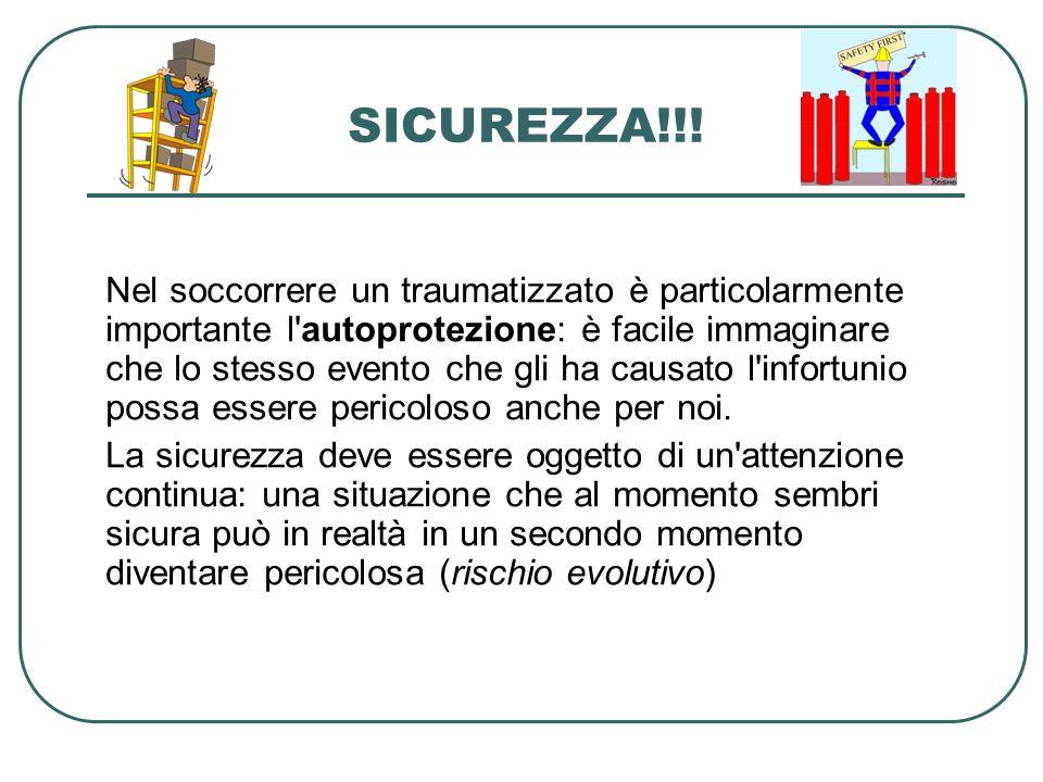 SICUREZZA!!!