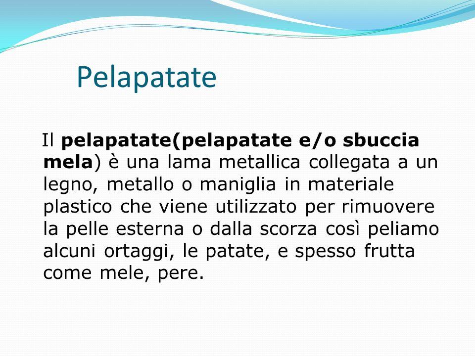 Pelapatate