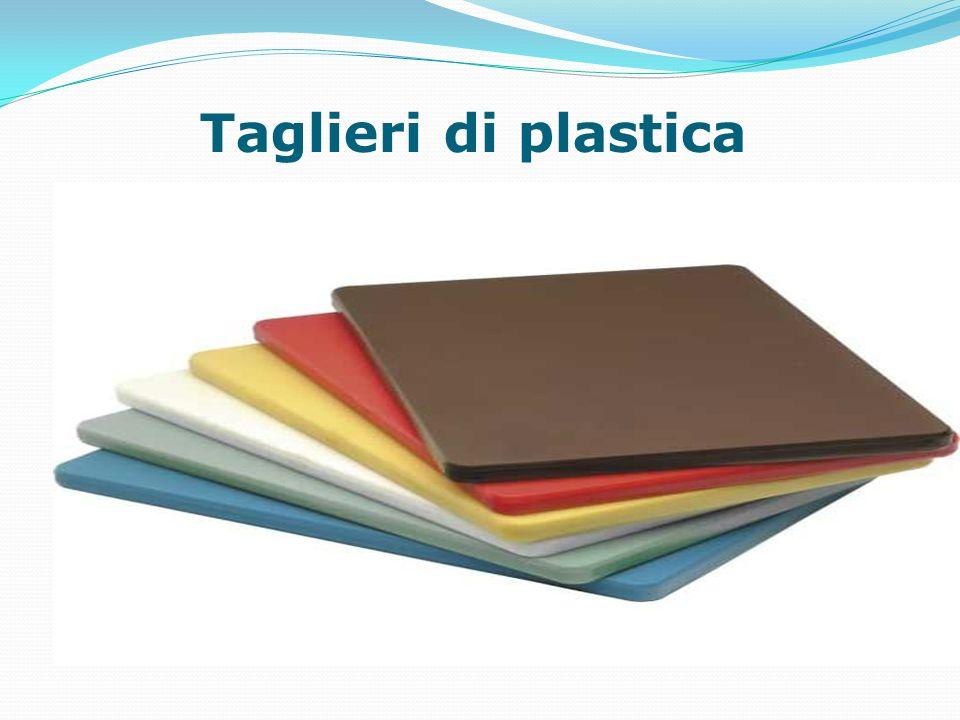Taglieri di plastica
