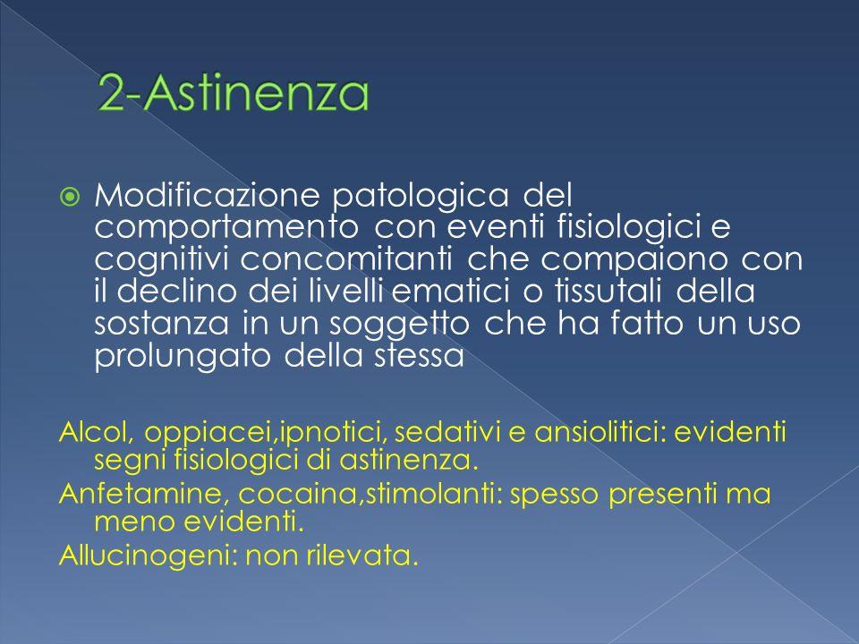 2-Astinenza