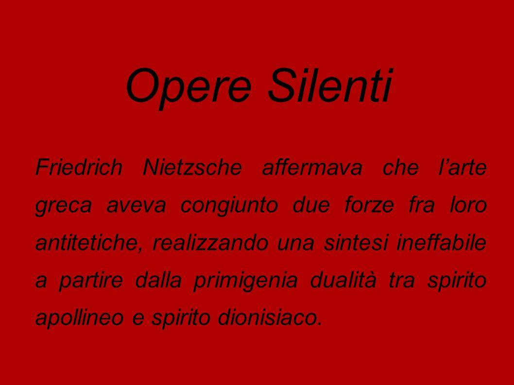 Opere Silenti