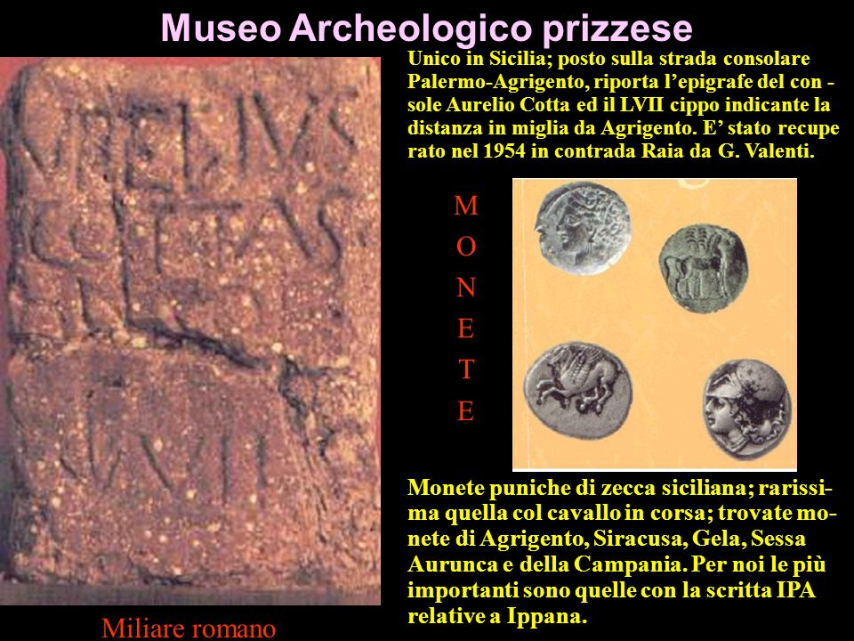 Museo Archeologico prizzese