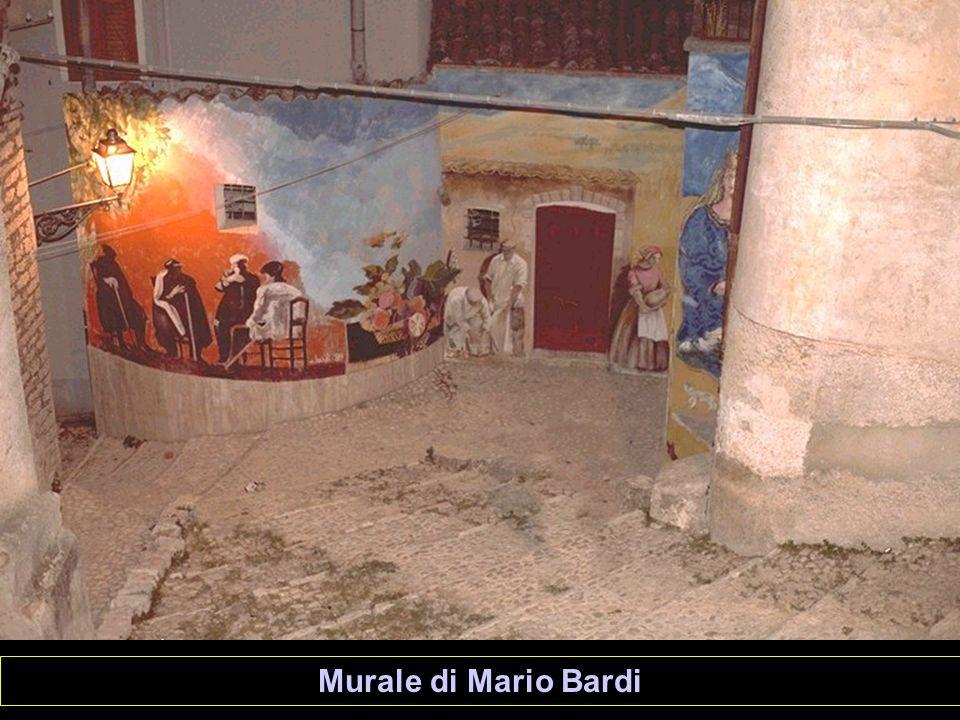 Murale di Mario Bardi