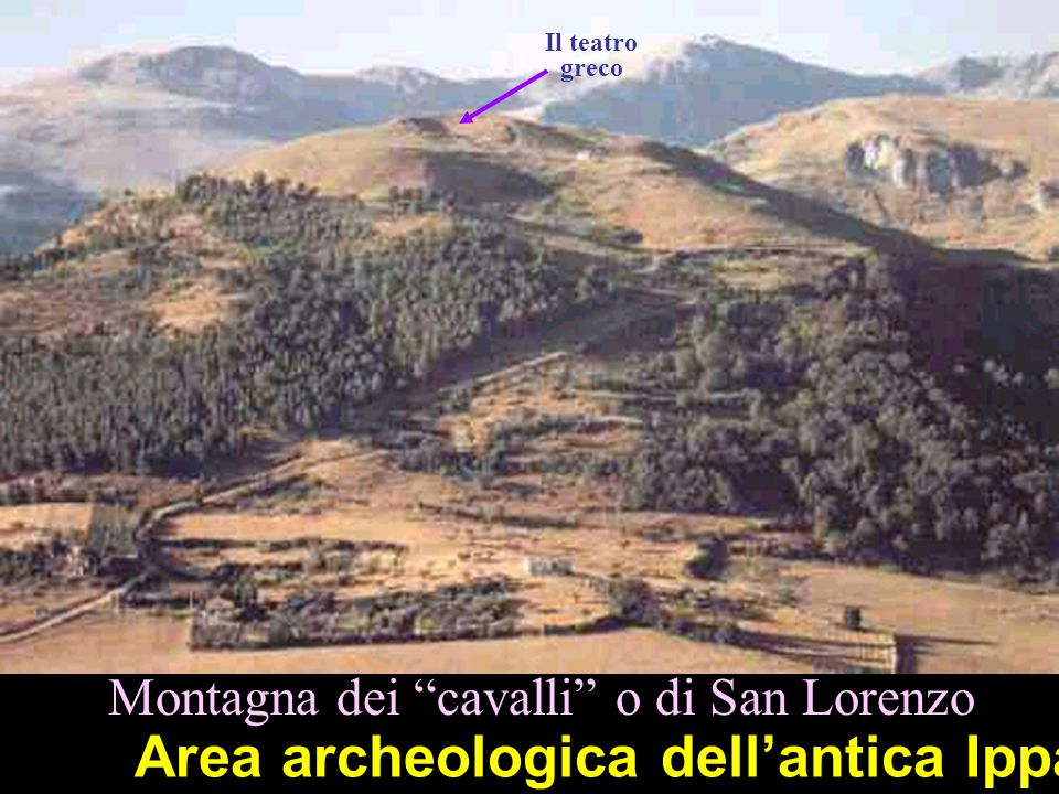 Area archeologica dell'antica Ippana