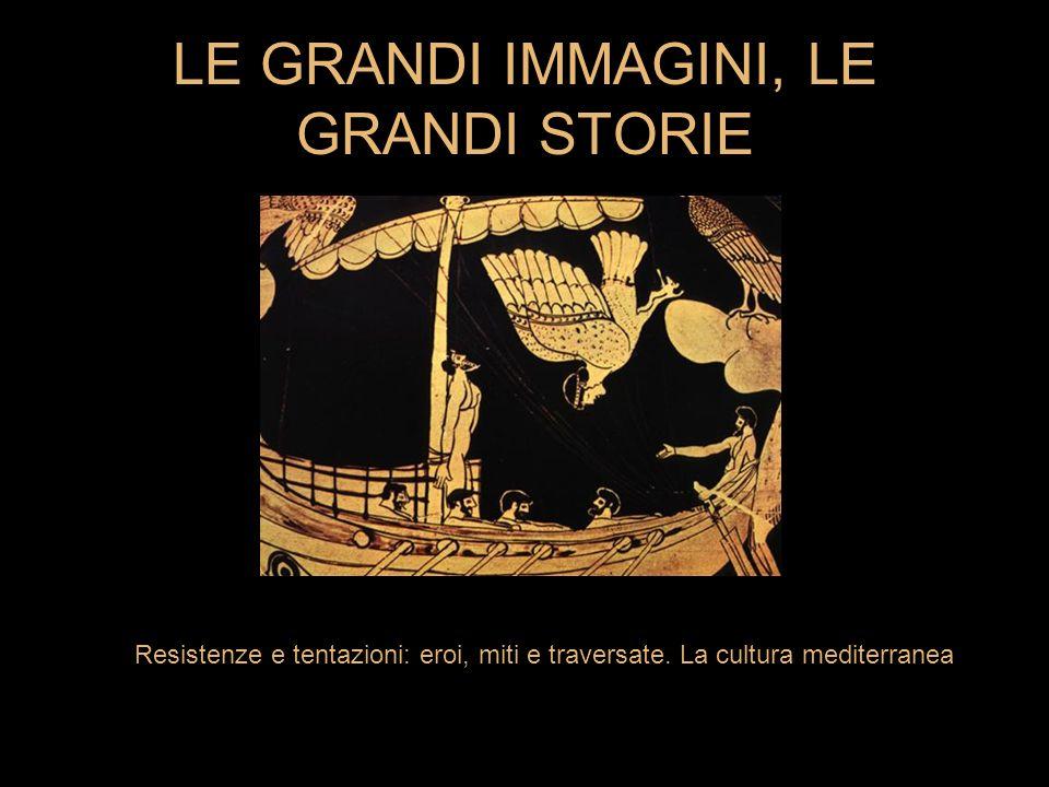 LE GRANDI IMMAGINI, LE GRANDI STORIE