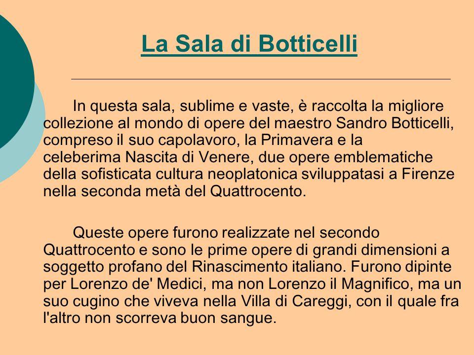 La Sala di Botticelli