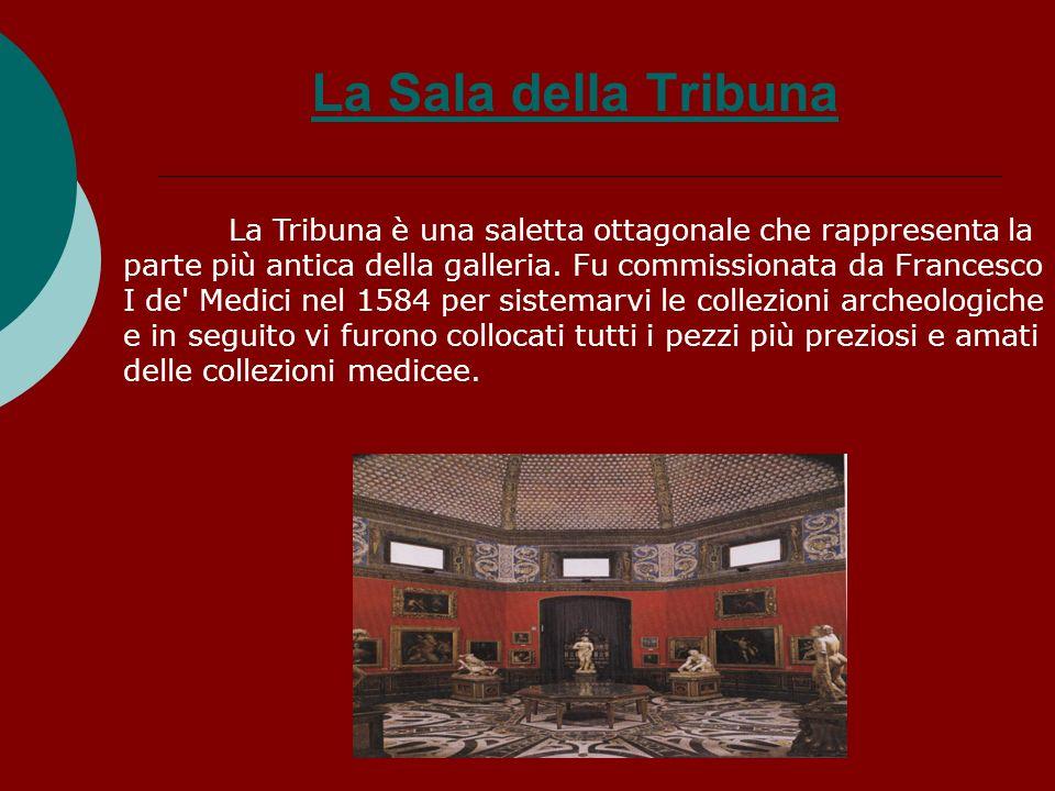 La Sala della Tribuna