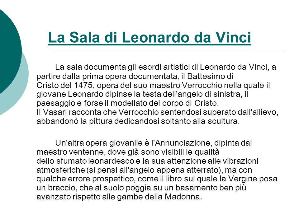 La Sala di Leonardo da Vinci