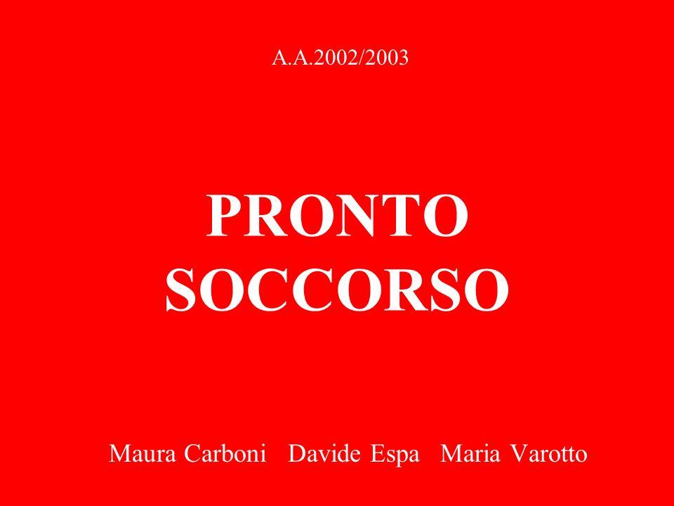 Maura Carboni Davide Espa Maria Varotto