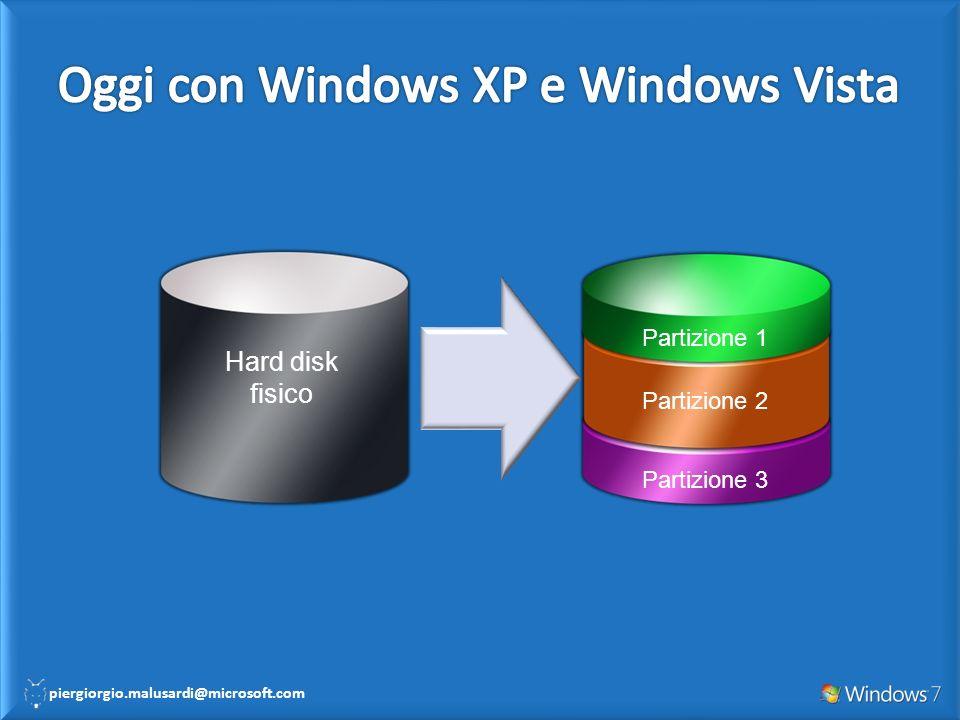 Oggi con Windows XP e Windows Vista