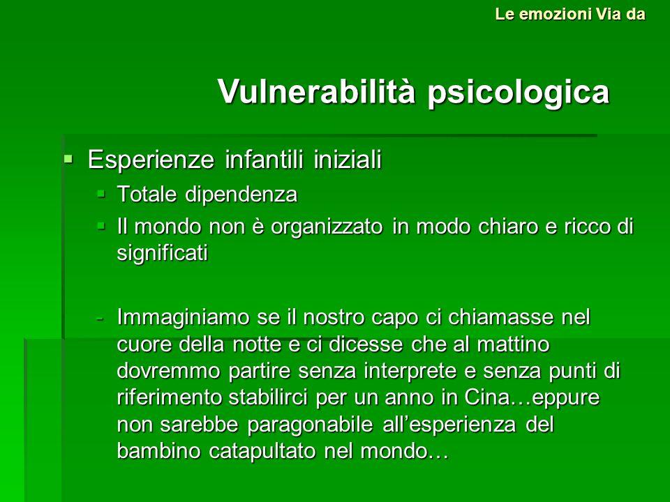Vulnerabilità psicologica