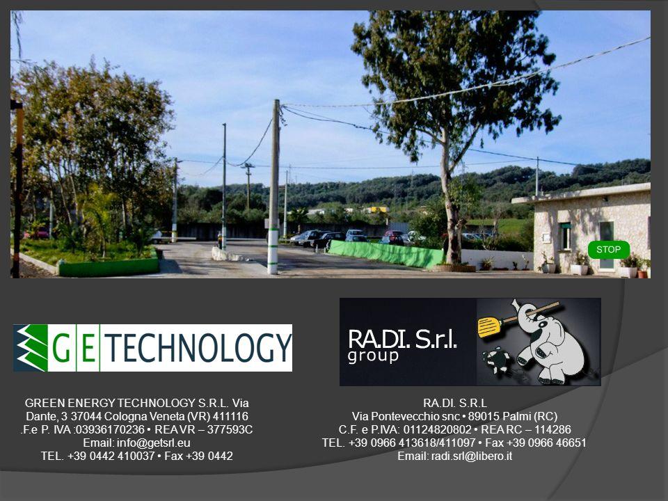 Via Pontevecchio snc • 89015 Palmi (RC)