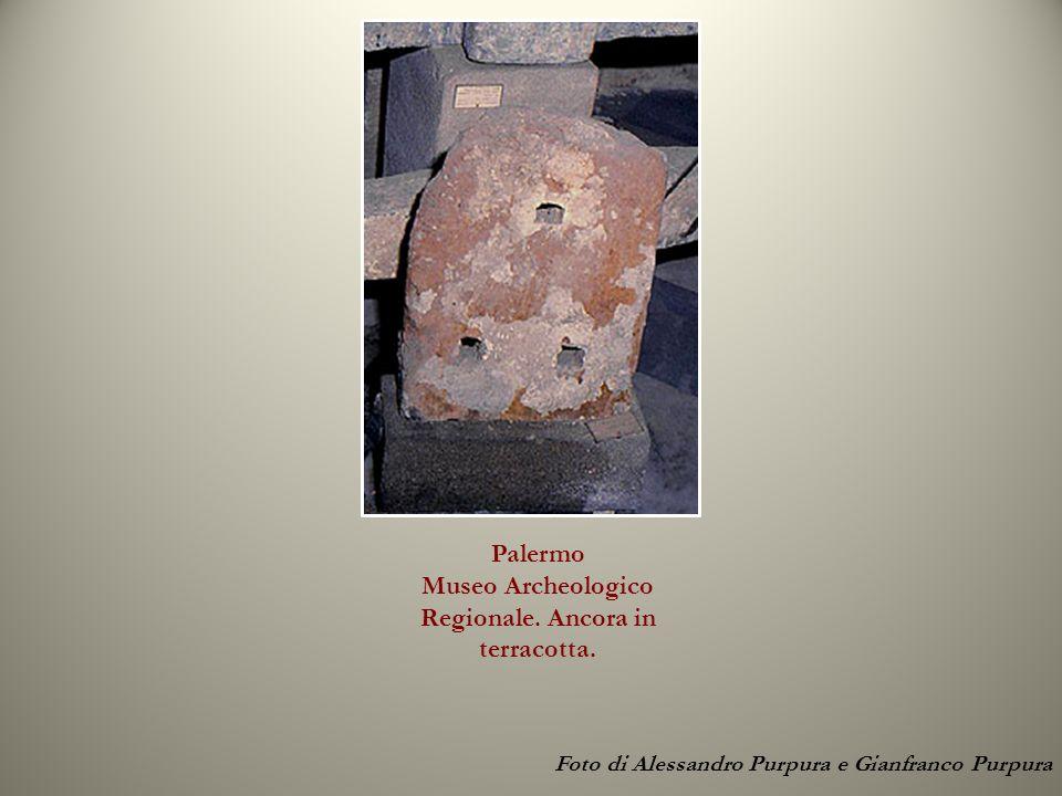Palermo Museo Archeologico Regionale. Ancora in terracotta.