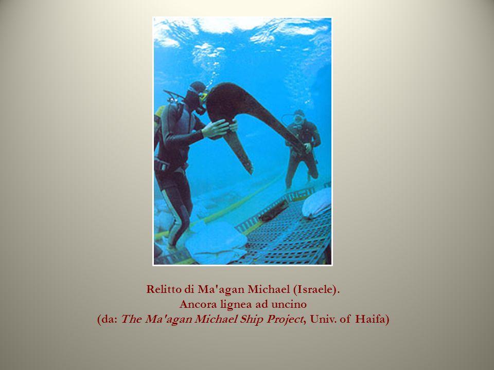 Relitto di Ma agan Michael (Israele)