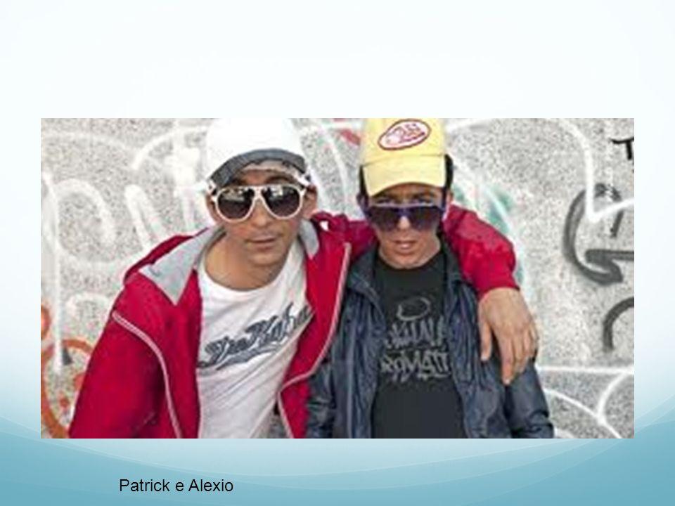 Patrick e Alexio