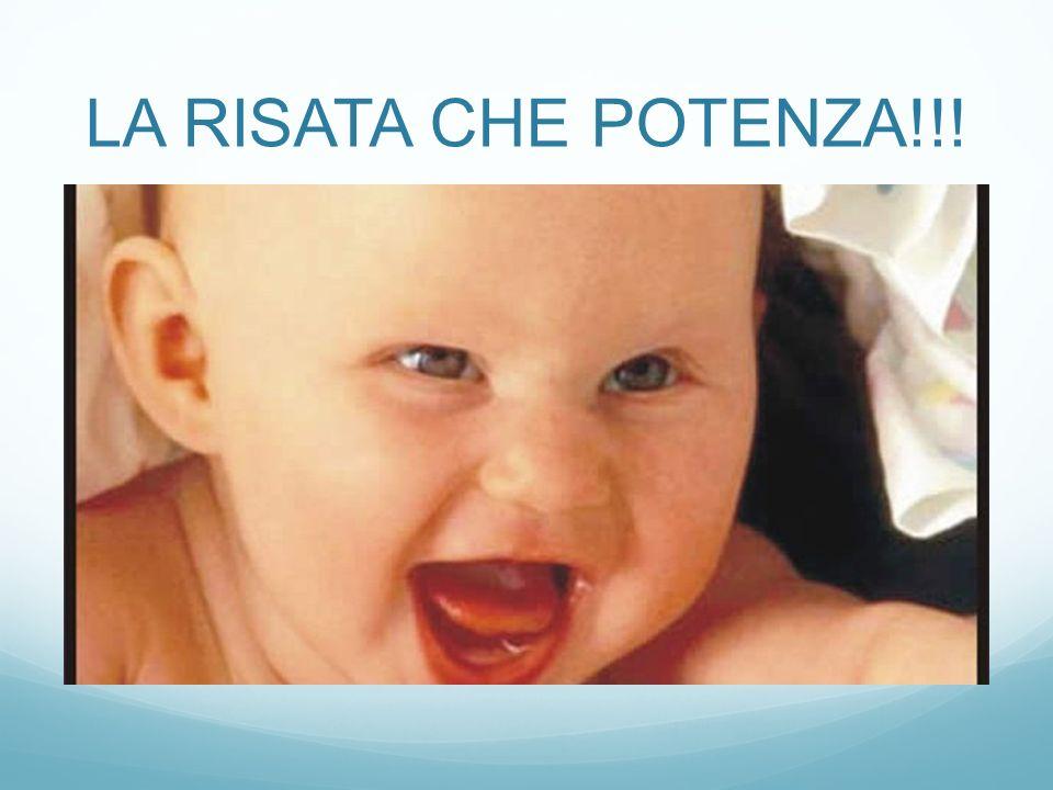 LA RISATA CHE POTENZA!!!