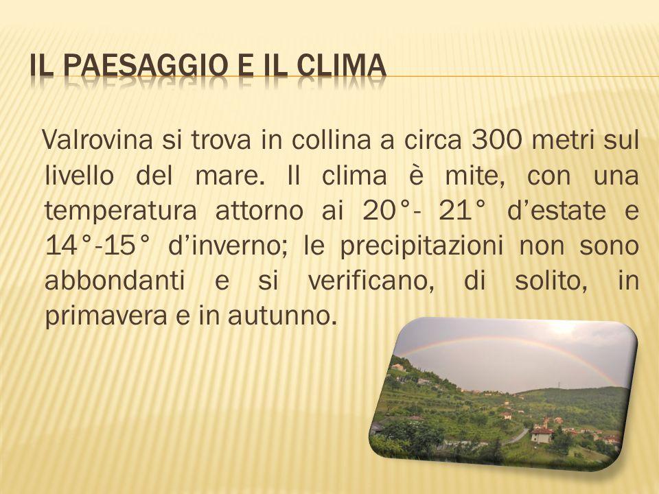 Il paesaggio e il clima
