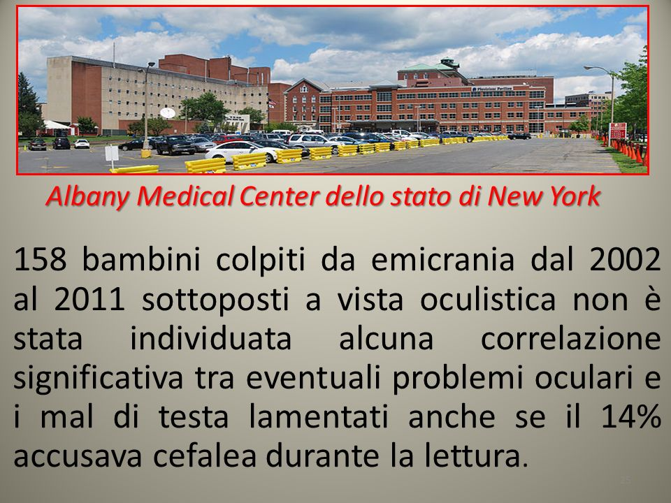 Albany Medical Center dello stato di New York