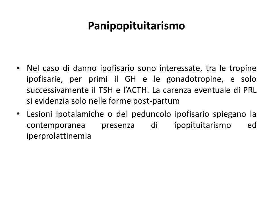 Panipopituitarismo
