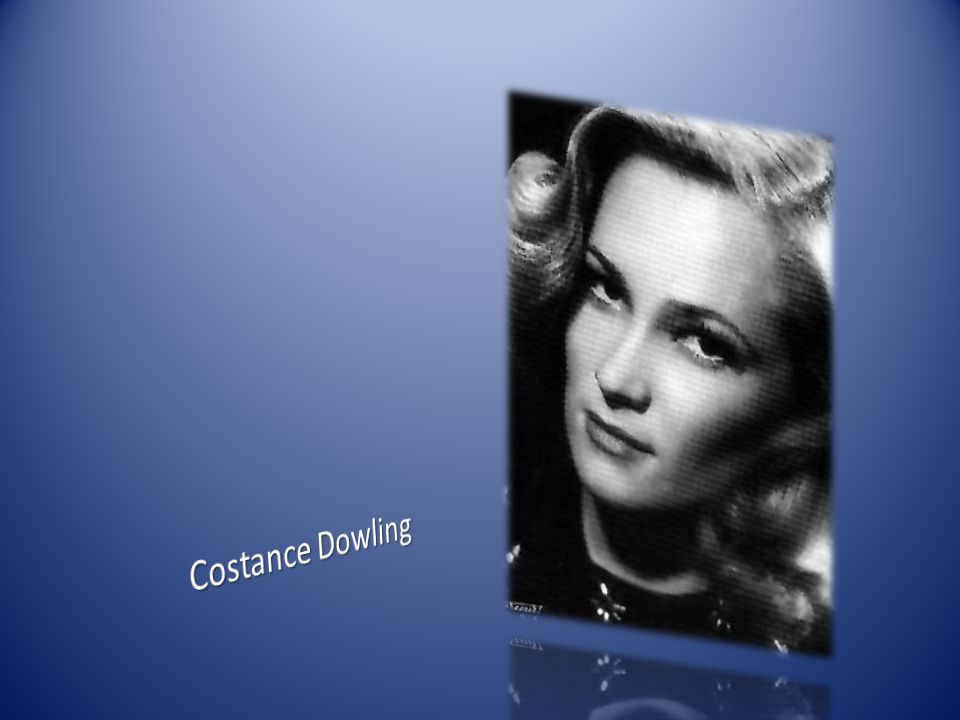 Costance Dowling