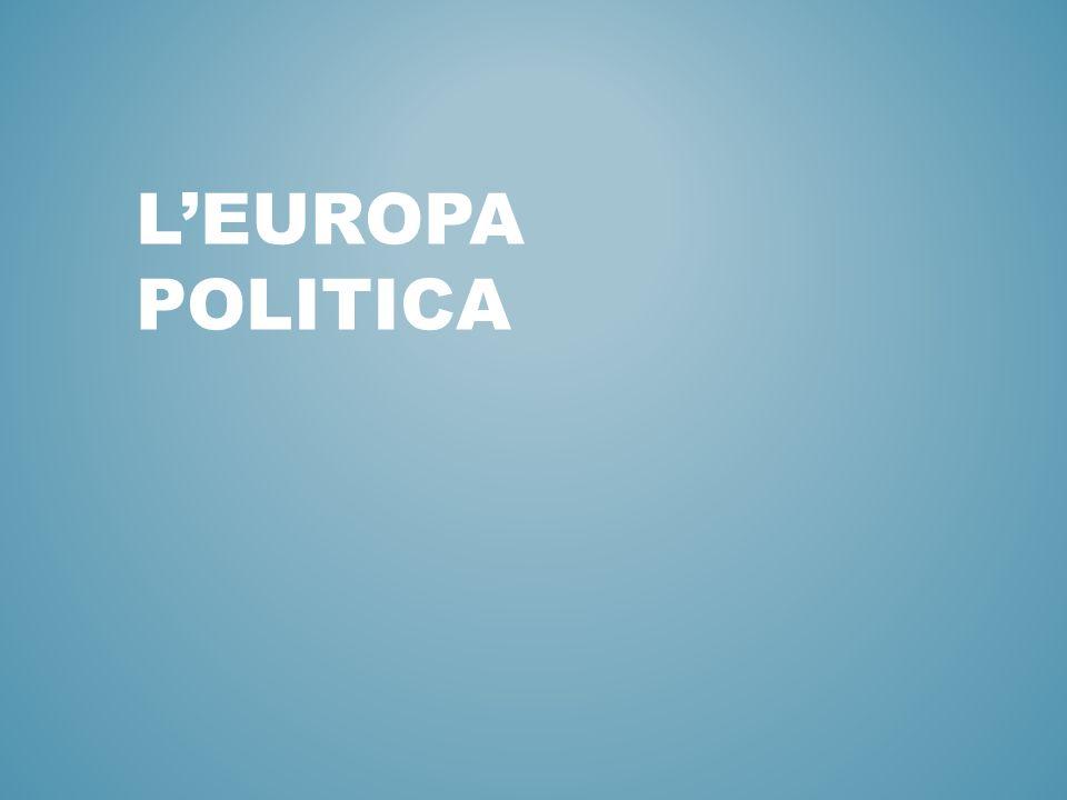 L'EUROPA POLITICA