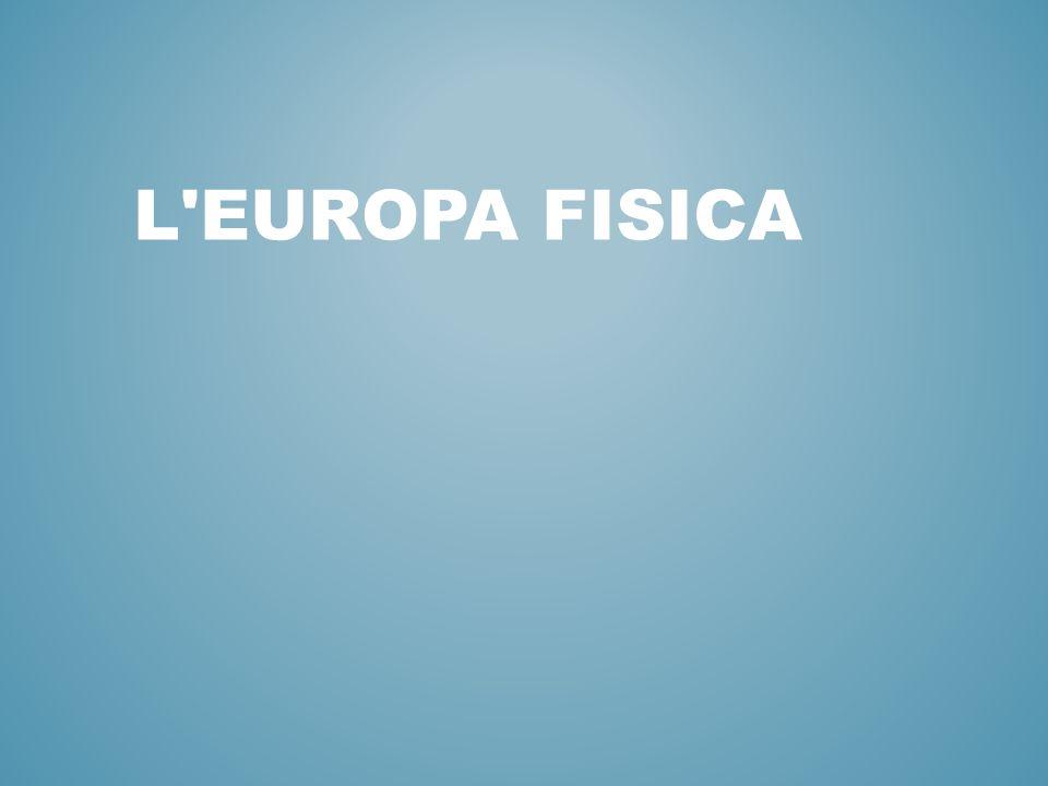 L Europa FISICA