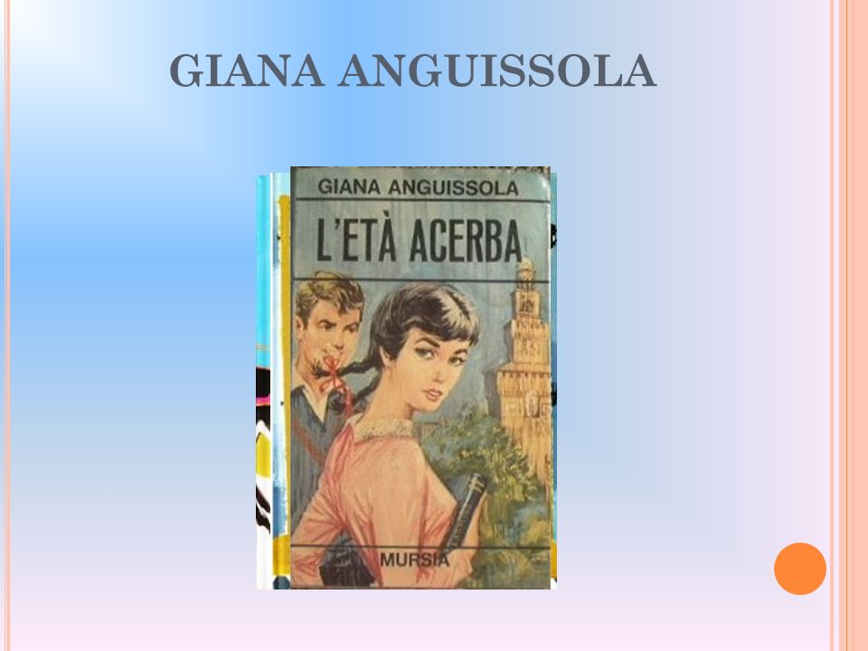 GIANA ANGUISSOLA