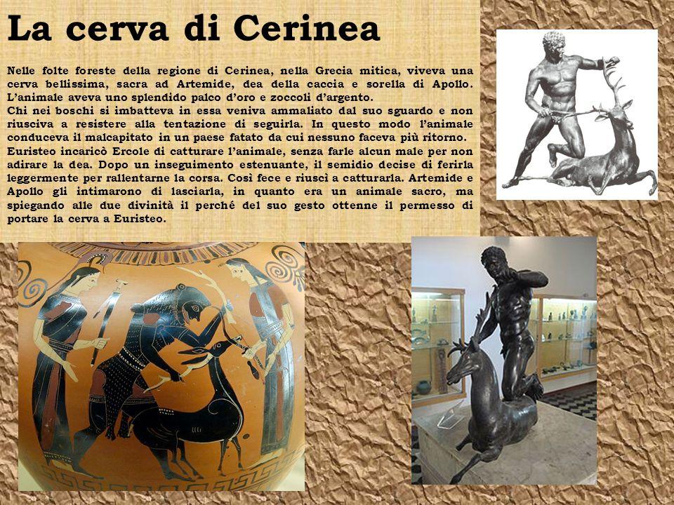La cerva di Cerinea