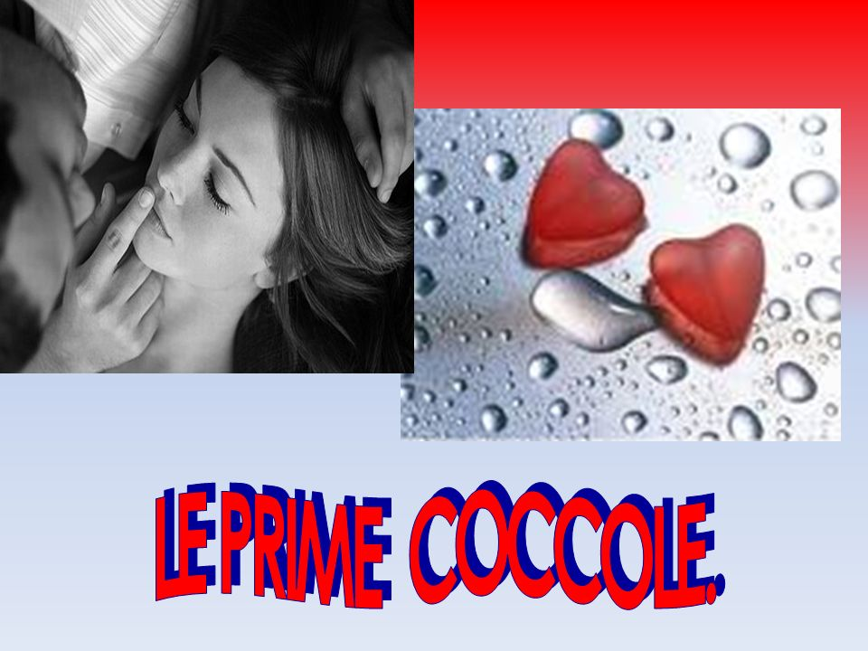 LE PRIME COCCOLE.