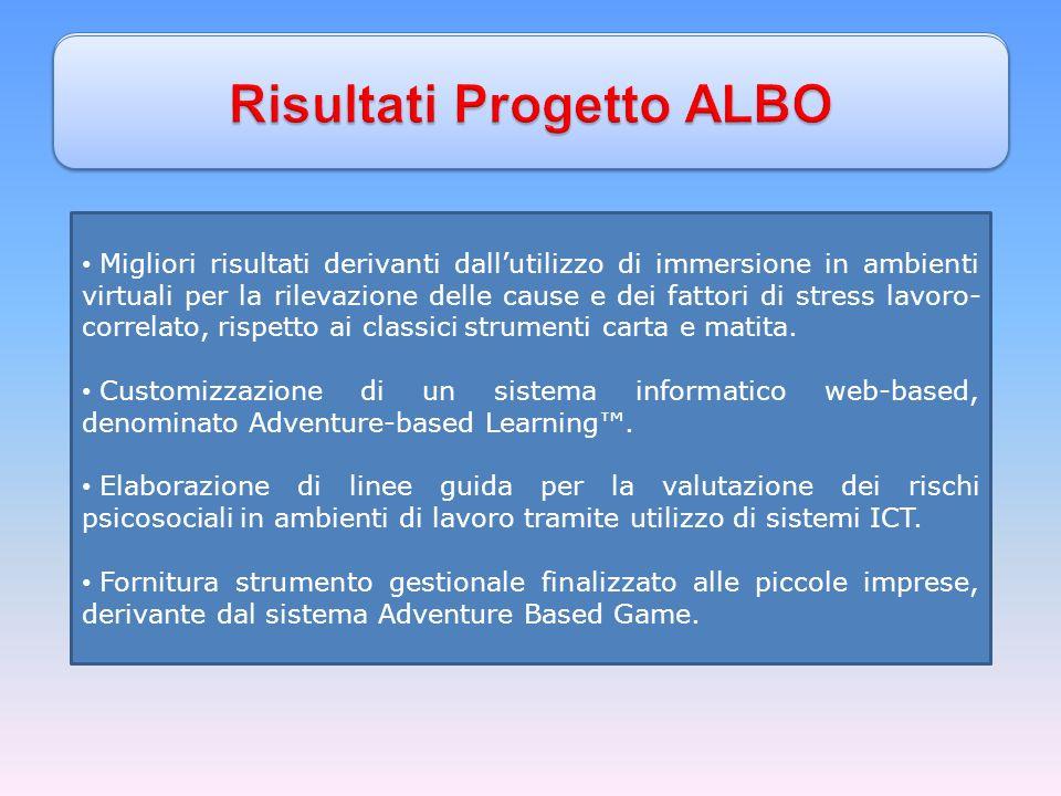 Obiettivi Progetto ALBO