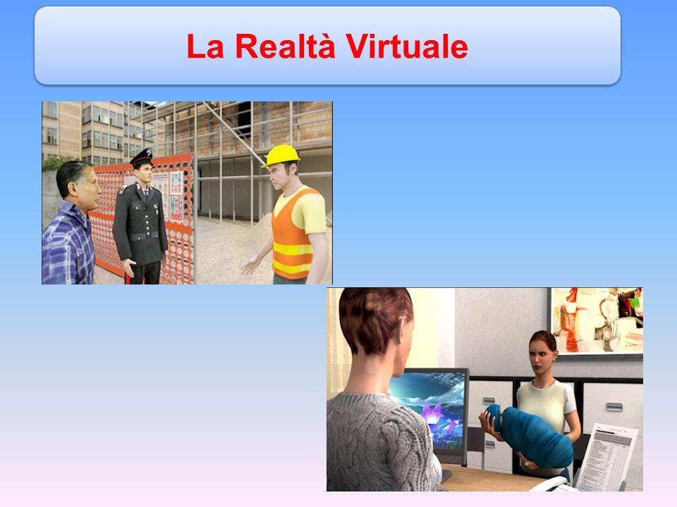 La Realtà Virtuale La Realtà Virtuale
