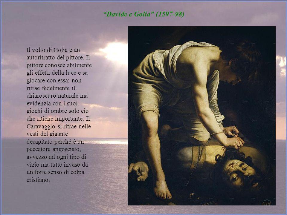 Davide e Golia (1597-98)