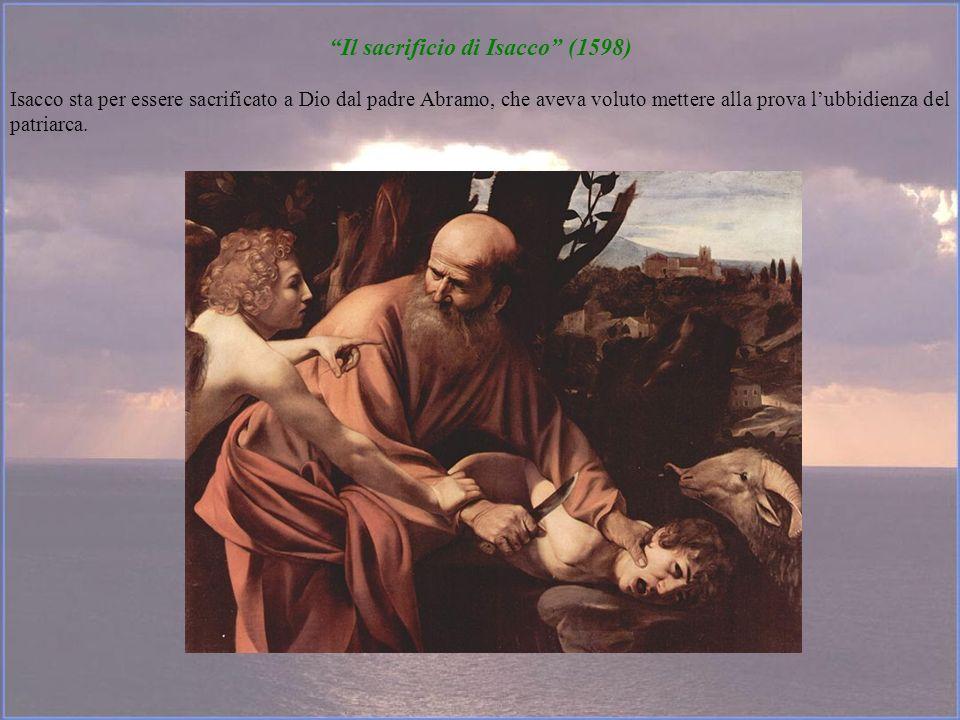 Il sacrificio di Isacco (1598)
