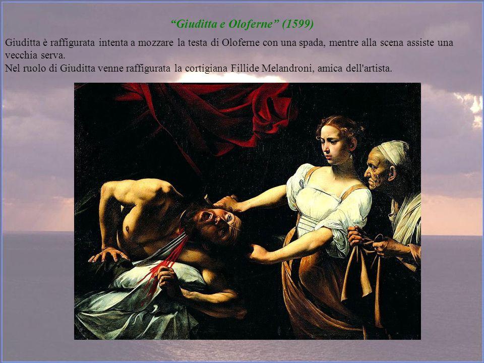 Giuditta e Oloferne (1599)