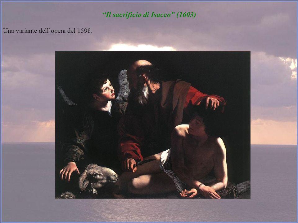 Il sacrificio di Isacco (1603)