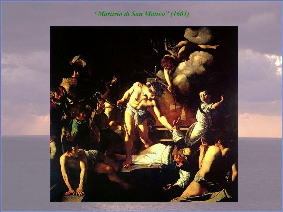 Martirio di San Matteo (1601)