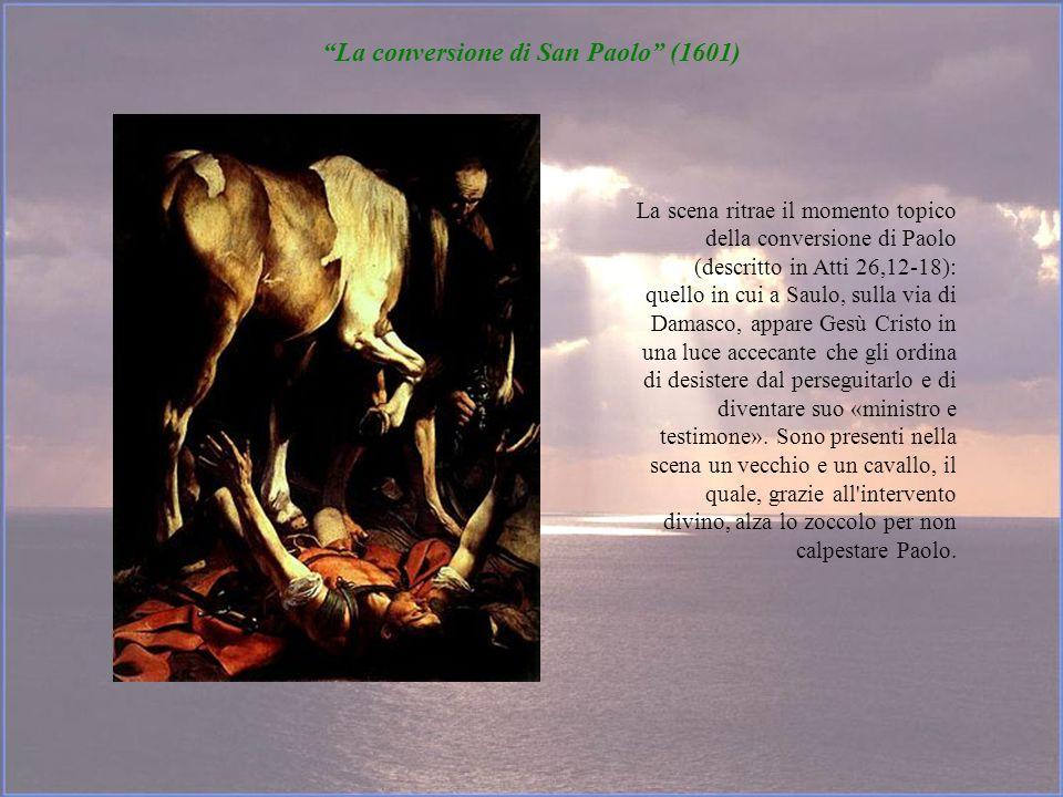 La conversione di San Paolo (1601)