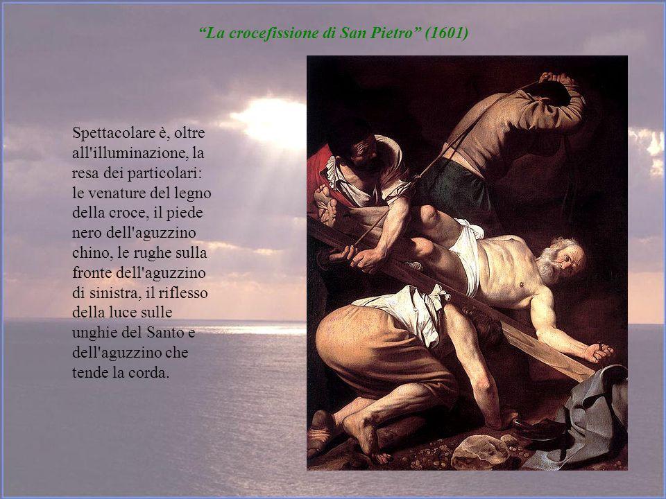 La crocefissione di San Pietro (1601)