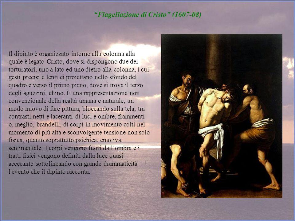 Flagellazione di Cristo (1607-08)