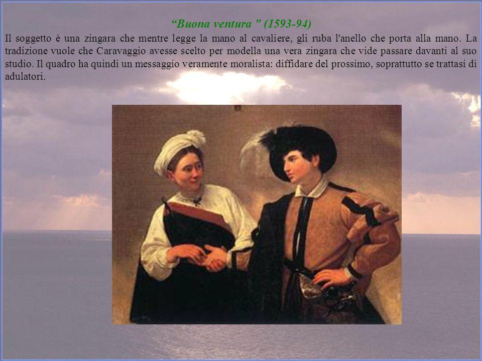 Buona ventura (1593-94)