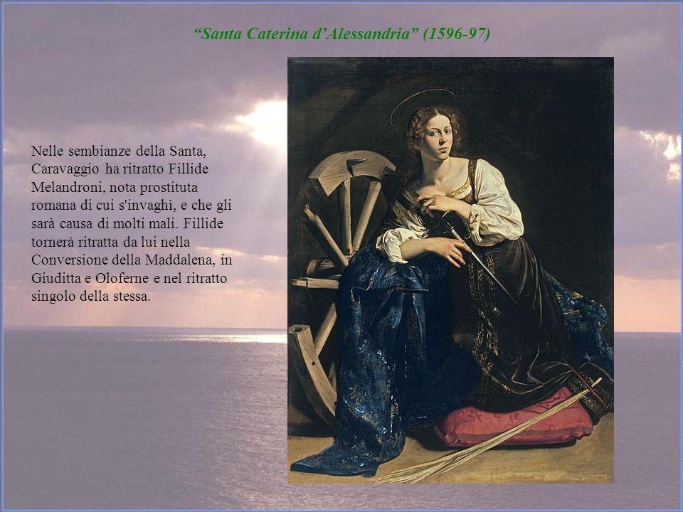 Santa Caterina d'Alessandria (1596-97)