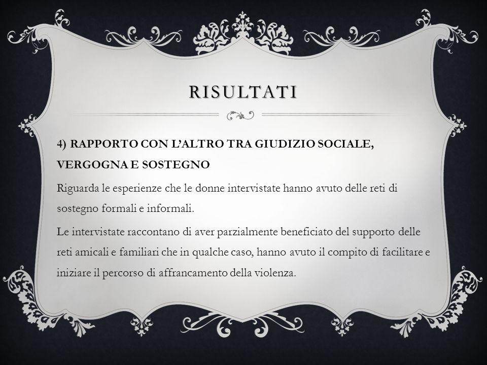 rISULTATI