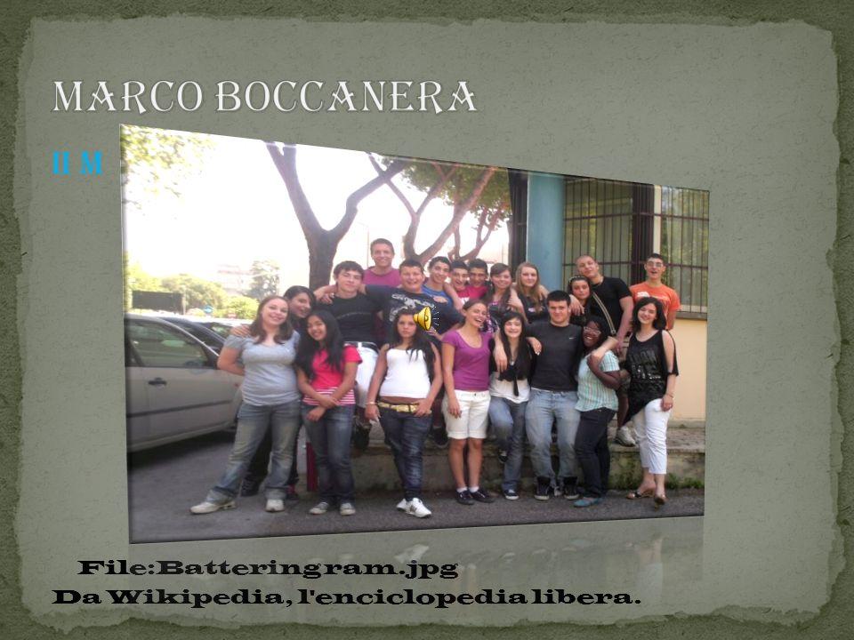 MARCO BOCCANERA II M File:Battering ram.jpg