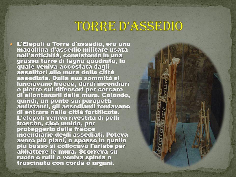 TORRE D'ASSEDIO