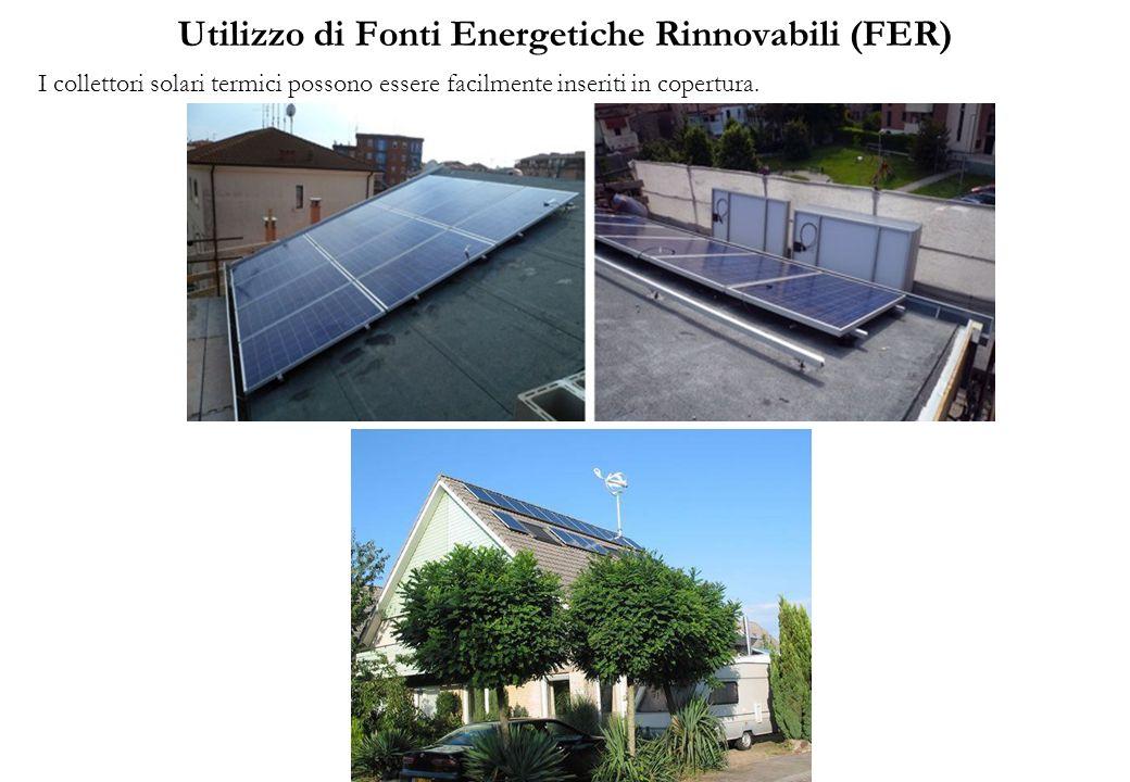 Utilizzo di Fonti Energetiche Rinnovabili (FER)