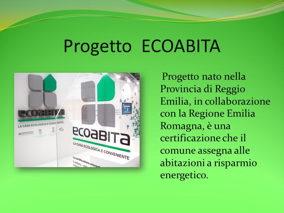 Progetto ECOABITA