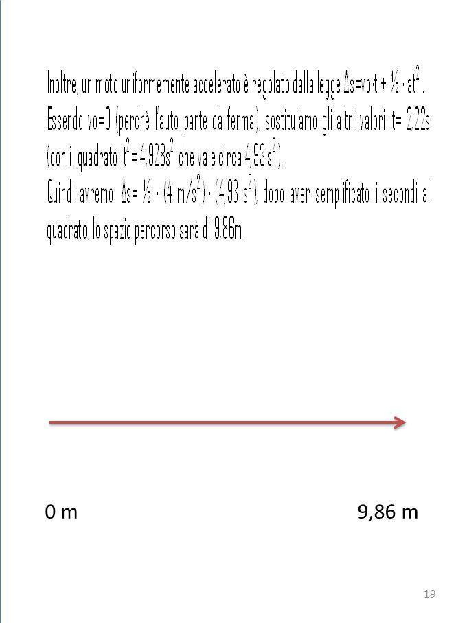 0 m 9,86 m
