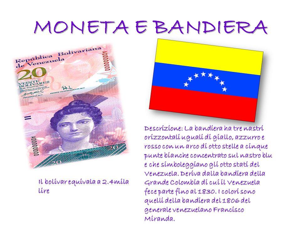 MONETA E BANDIERA