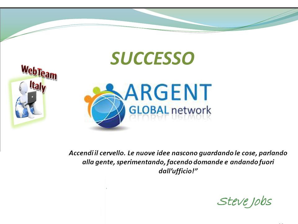 SUCCESSO WebTeam Italy